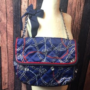 TOMMY HILFIGER Signature Hand Bag Purse